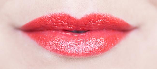 IsaDora Jelly Kiss 58 Orange Blossom molkan skönhetsblogg