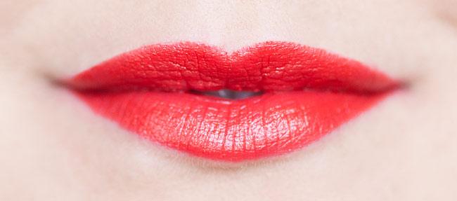 isadora perfect moisture lipstick 147 coralise molkan skönhetsblogg