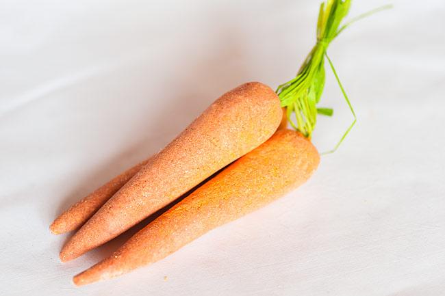 LUSH easter påsk 2014 molkan skönhetsblogg bunch of carrots