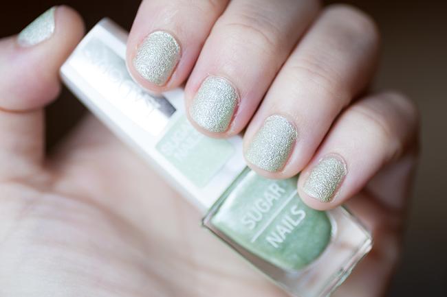 isadora sugar nails pastels 133 macaron molkan skönhetsblogg