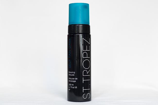 molkan skönhetsblogg st. tropez self tan recension review