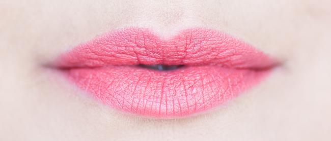 e.l.f Cosmetics swatches studio moisturizing lipstick molkan skönhetsblogg Cheeky Coral Cutie Flirty & Fabulous Rosy-Go-Round Velvet Rope