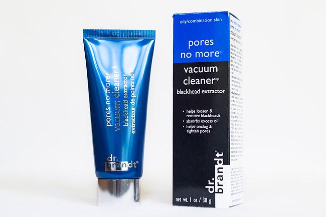 Dr. brandt Pores No More Vacuum Cleaner molkan skönhetsblogg recension review