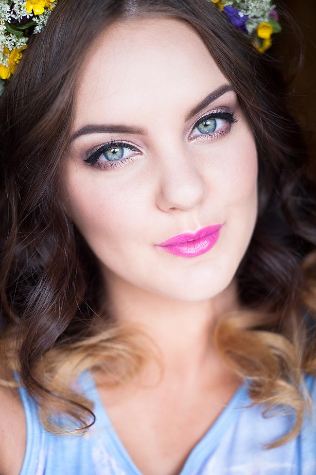 molkan skönhetsblogg makeup beauty blogger midsummer midsommar