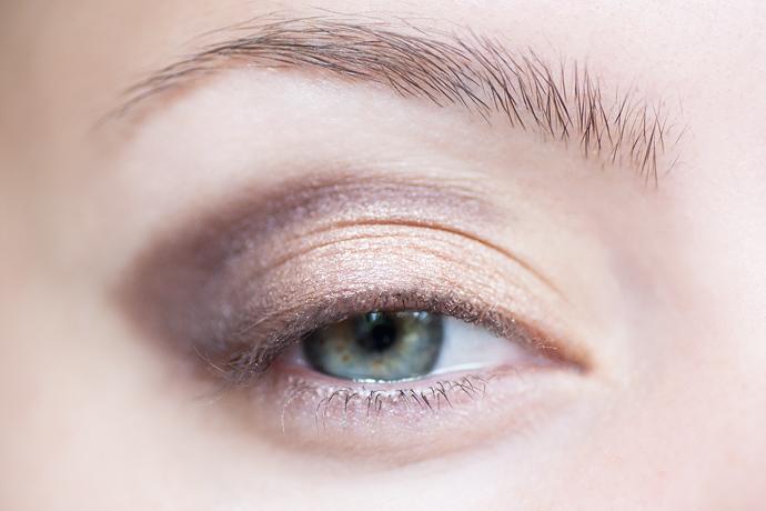 molkan skönhetsblogg tutorial pictorial guide anastasia beverly hills catwalk eye shadow palette autumn fall 2014