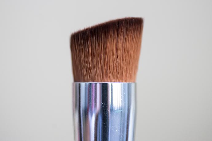 news molkan skönhetsblogg isadora protect face primer spf 30 concealer brush foundation brush