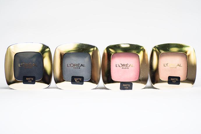 molkan skönhetsblogg l'oréal paris autumn fall news höst nyheter 2014 color riche les ombres monos