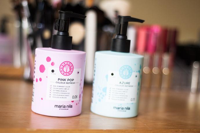 skönhetsblogg molkan maria nila palett colour refresh