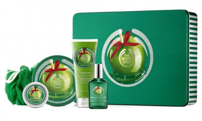 Glazed Apple Tin of Delights