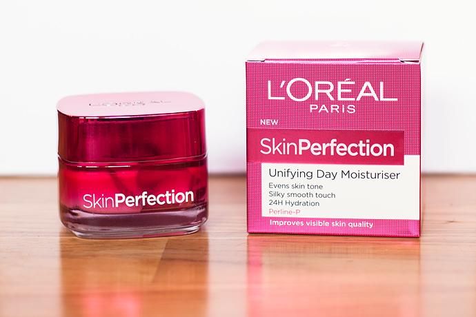 skönhetsblogg molkan l'oréal paris skin perfection hudvård skincare