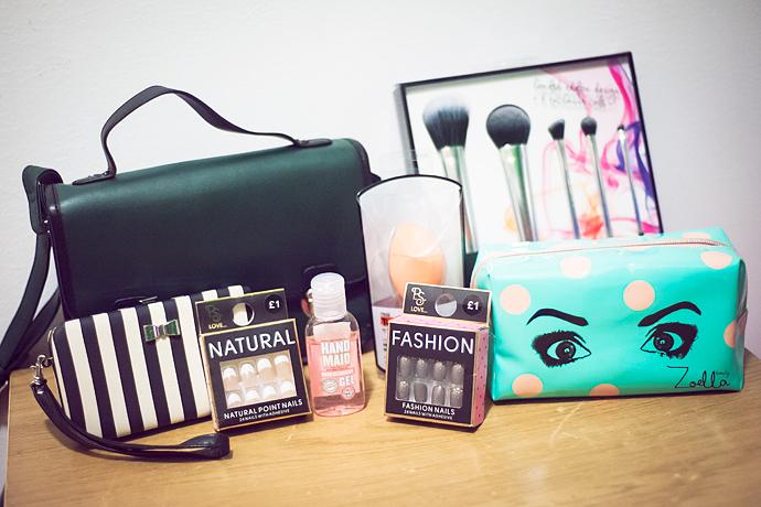 molkan skönhetsblogg dblondon14 london shopping primark superdrug boots