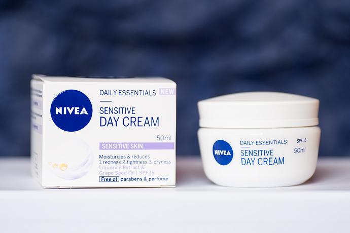 Nivea Daily Essentials Sensitive