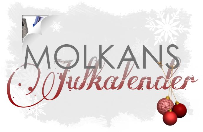 molkans julkalender 2014 molkan.se skönhetsblogg 2014 blogg skönhet