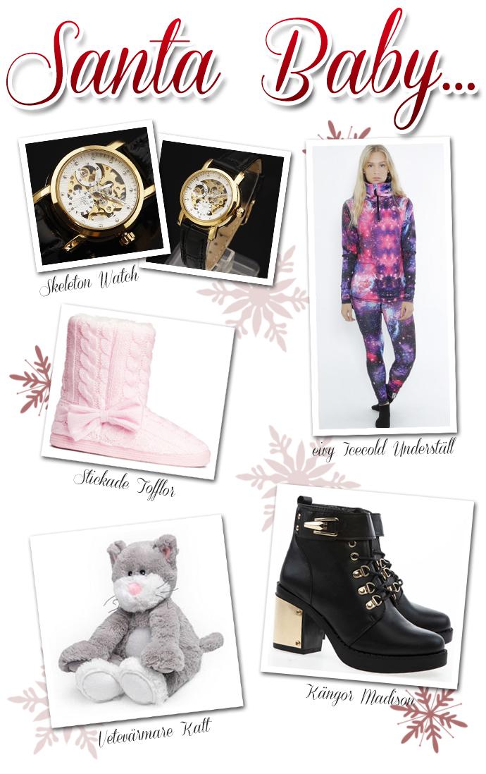 julklapp önskelista 2014 christmas wishes wishlist molkan skönhetsblogg