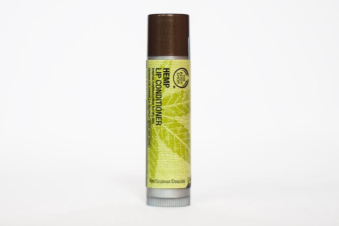 the body shop hemp lip protector molkan skönhetsblogg