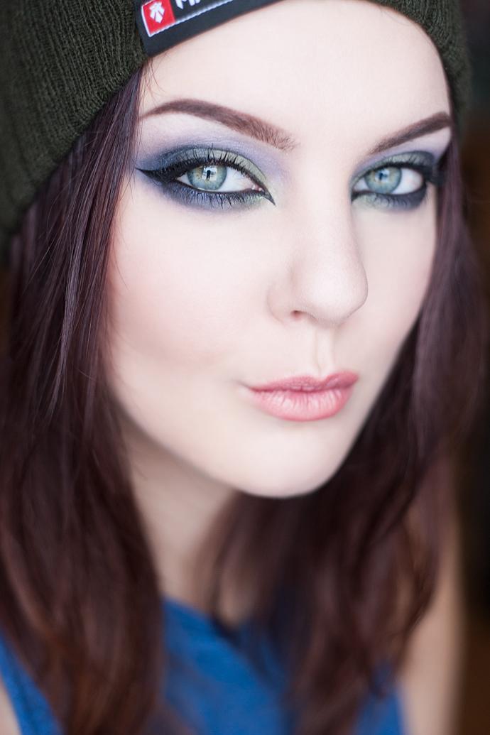 motd candy lane blue purple green anastasia viva la diva flormar isadora
