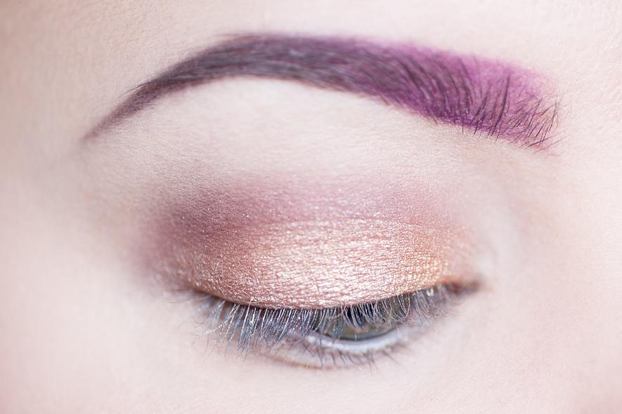 motd dreams midsommar sminkning makeup brun brown guide how to