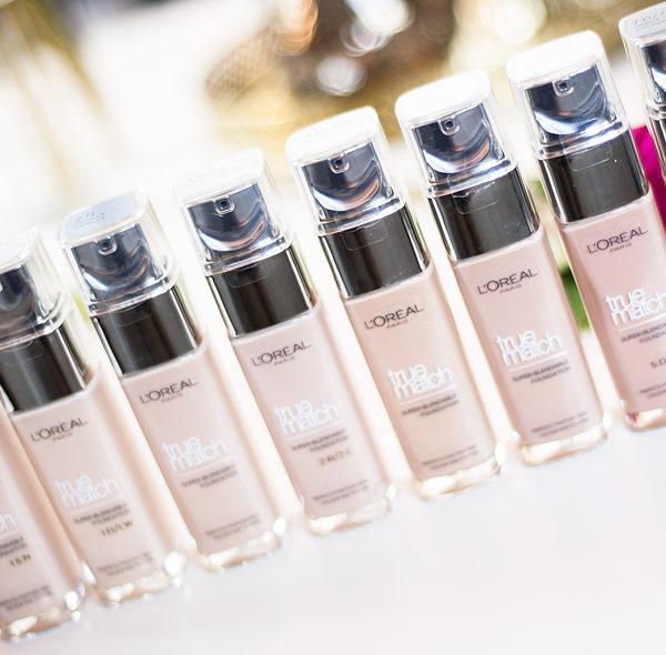 l'oréal paris true match foundation ny förpackning