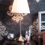 inredning lampa sovrum detaljer molkan