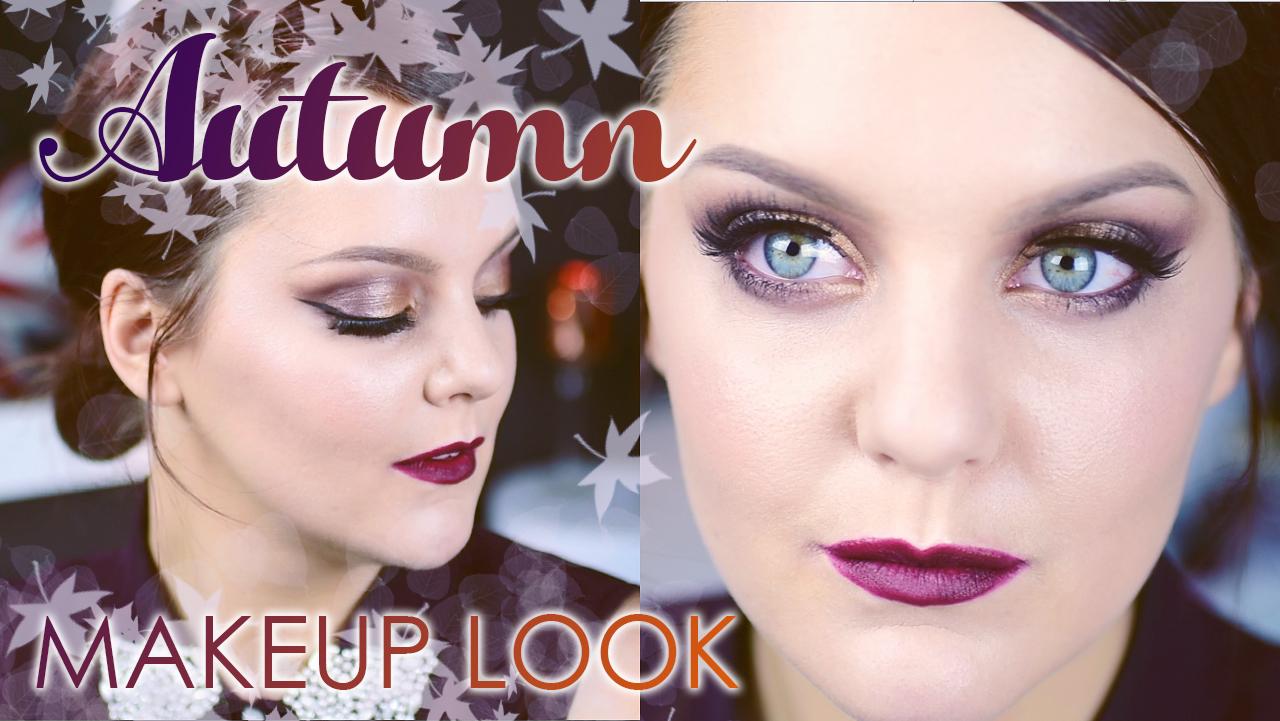 autumn makeup 2015 molkan skönhetsblogg