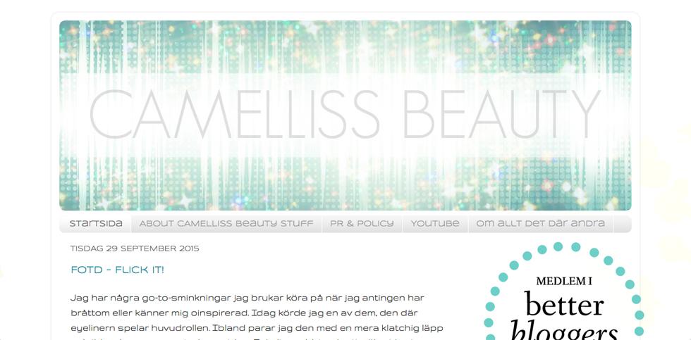 molkan intervjuar camellis beauty camilla skönhetsbloggare