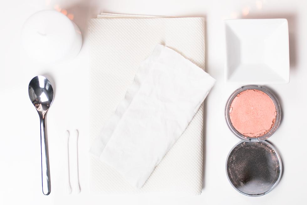 Beauty hack – Laga trasigt puder