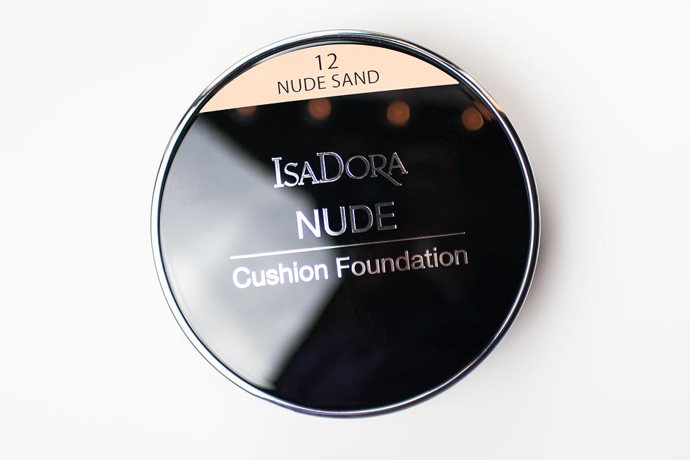 isadora nude cushion foundation