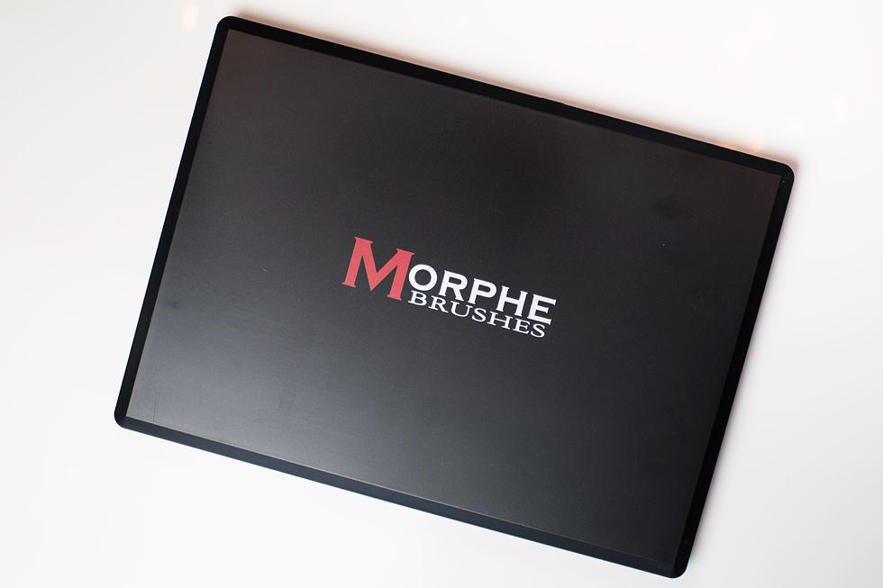Morphe Brushes hos Brallis.se – Paletterna