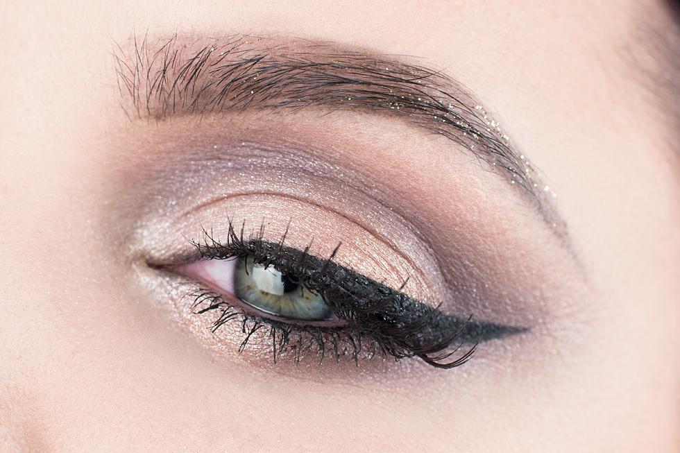motd sparkle isadora makeup sminkning