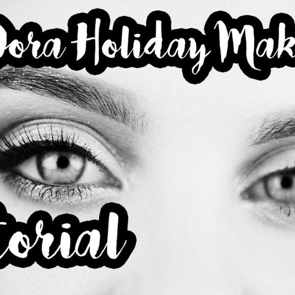isadora holiday makeup 2015 golden edition christmas new years makeup tutorial
