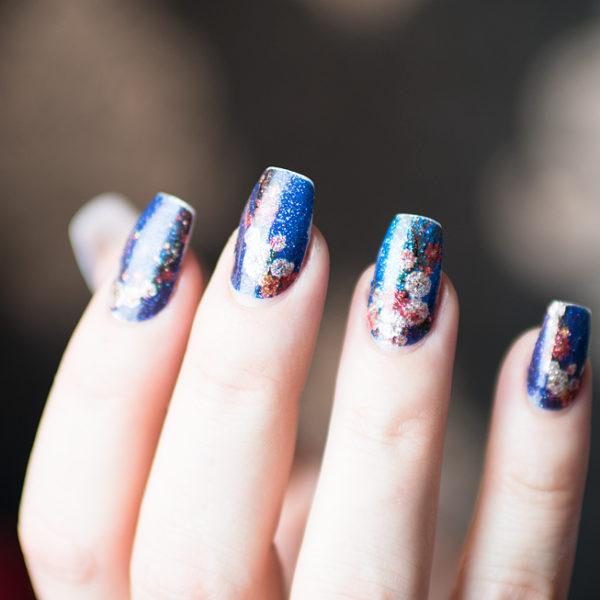 notd nail foil