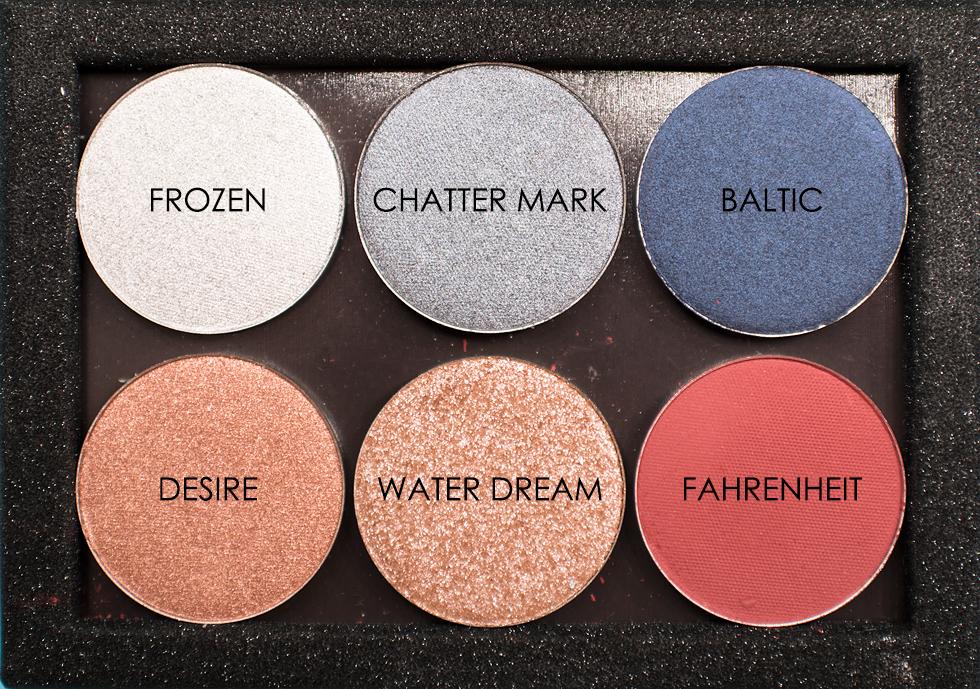 nabla cosmetics artika collection 2015