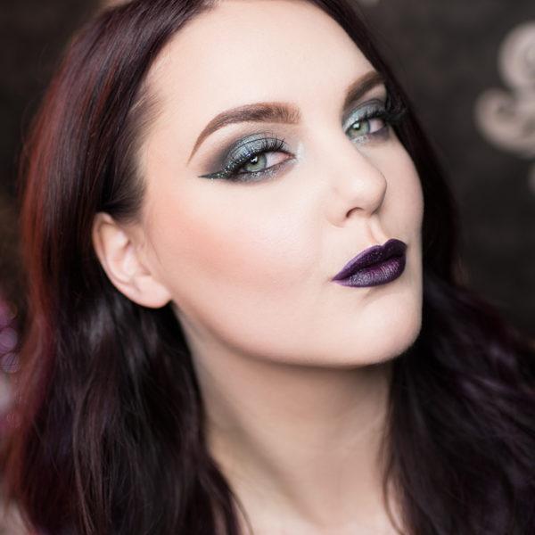 motd new year solstice nyårssminkning makeup 2015