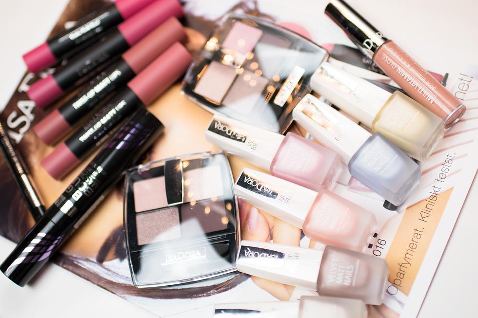 isadora spring make-up 2016 riviera