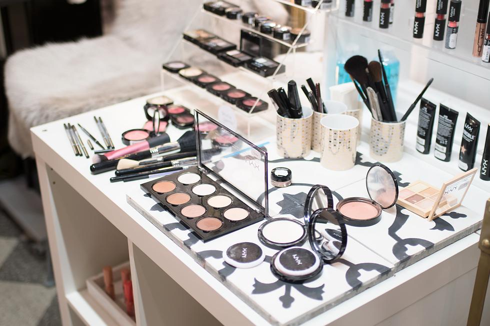 boutique rosa vip kväll sälen 2016