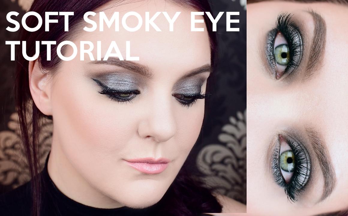 soft smoky eyes tutorial
