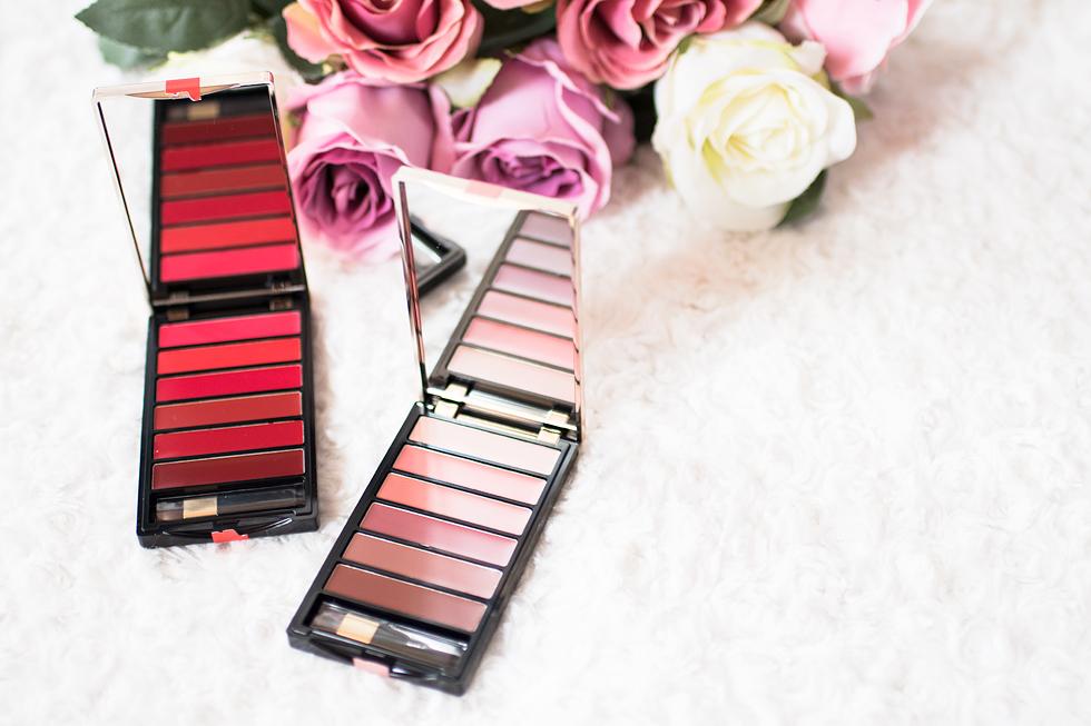 l'oréal paris color riche la palette lips