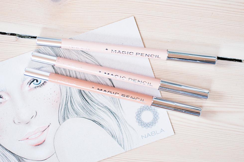 Nabla Cosmetics Magic Pencils