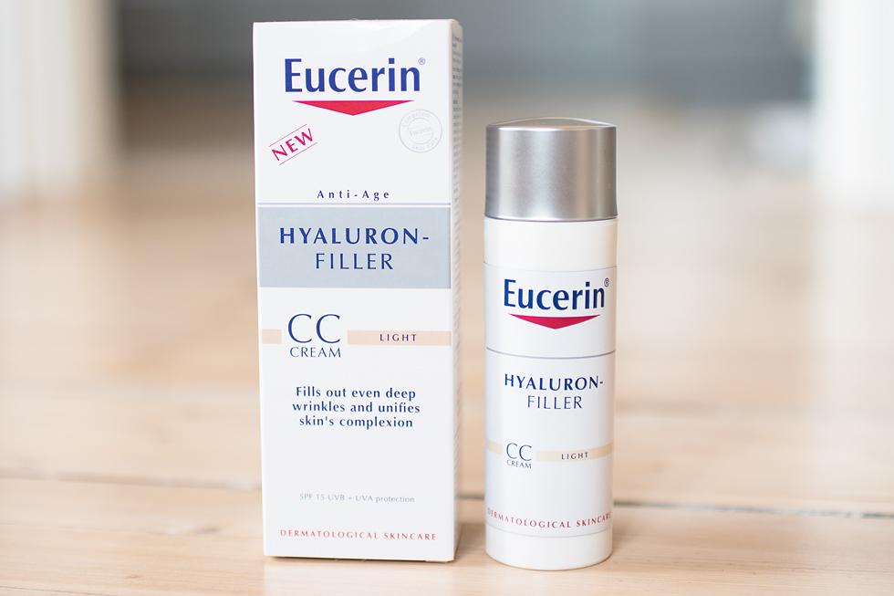 Eucerin Hyaluron-Filler CC Cream