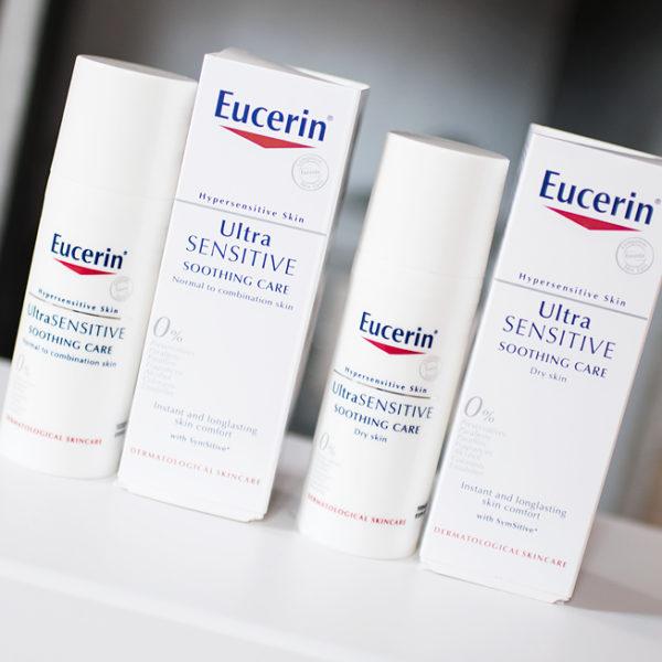 eucerin ultra sensitive