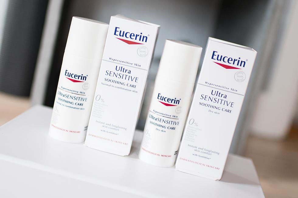 Känslig hud? Spana in Eucerin Ultra Sensitive!