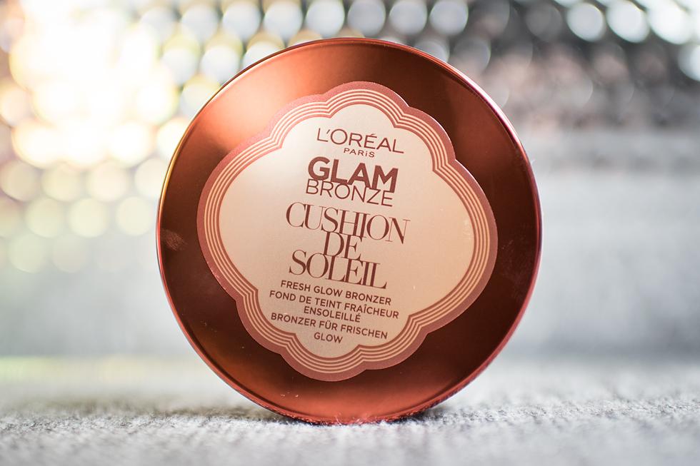l'oréal paris glam bronze cushion de soleil