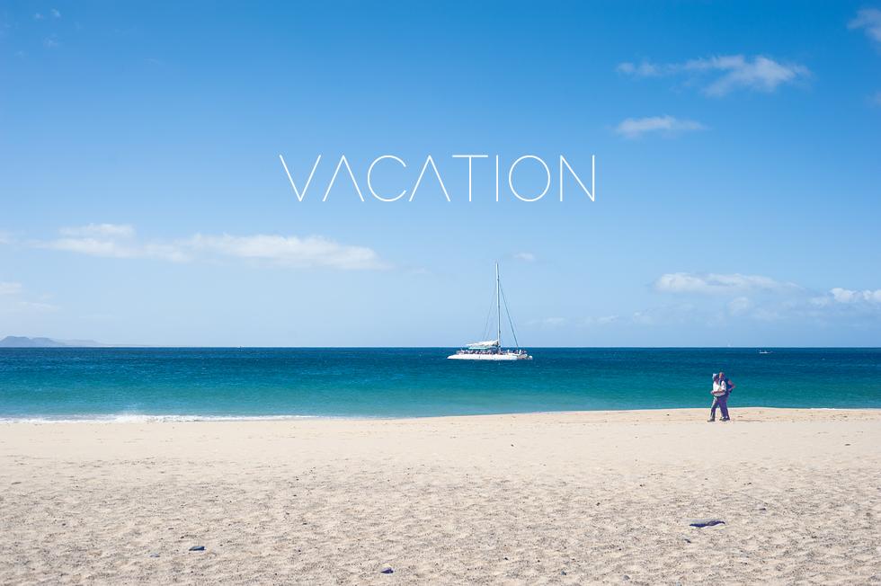 Vacation ♥