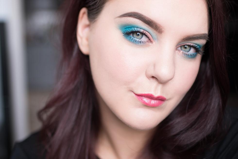 motd makeup dior milky dots