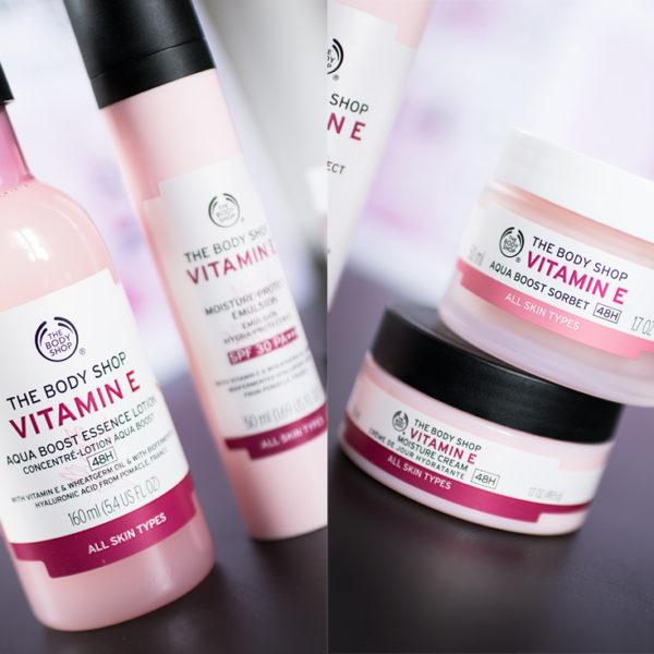 the body shop vitamin e