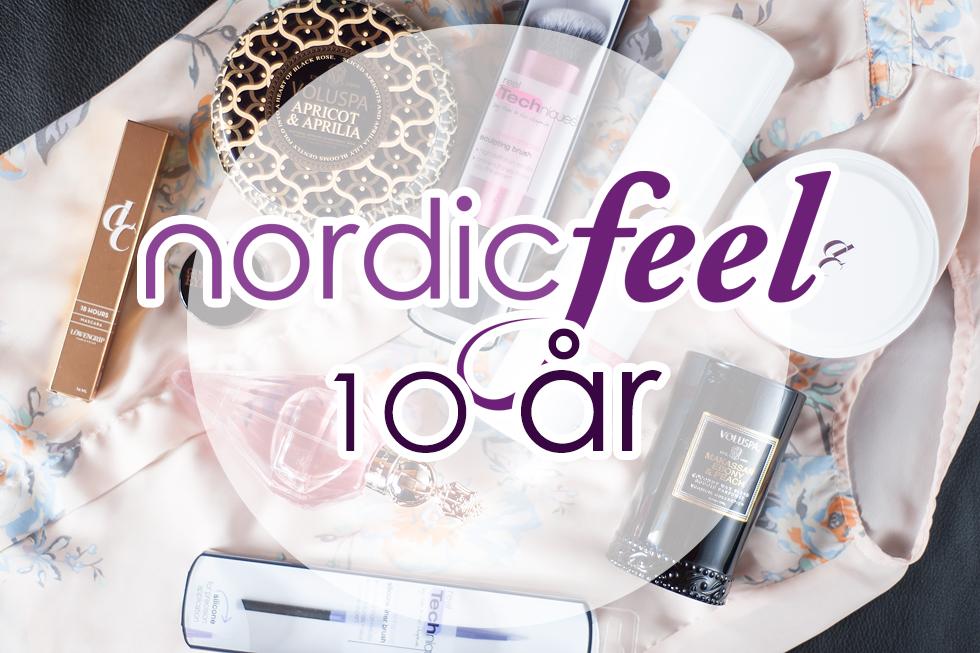 NordicFeel firar 10 år!