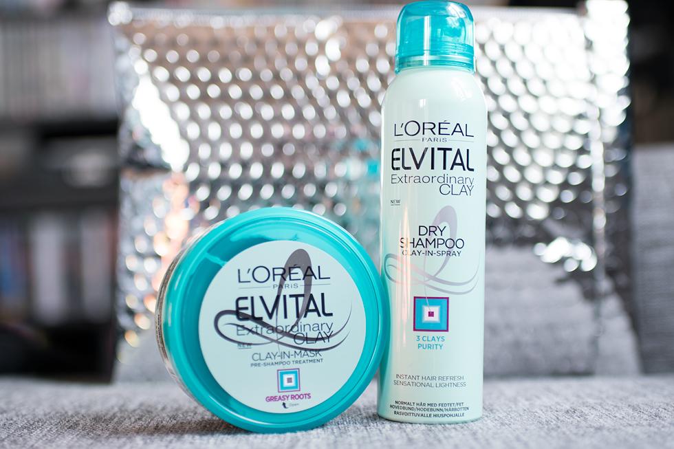 loreal elvital extraordinary clay recension review