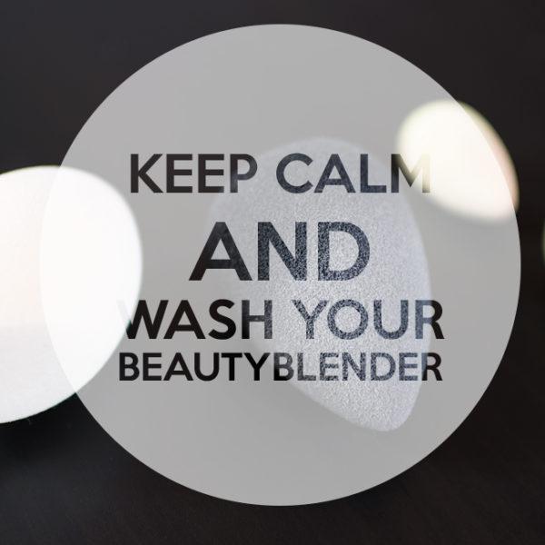ny tvätta beautyblender beauty hack