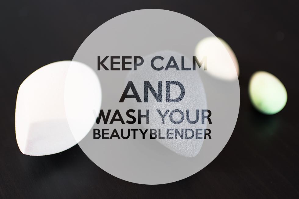 Hur du får din Beautyblender som ny igen med 3 enkla steg!