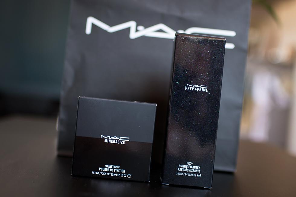 mac cosmetics fix+ lightscapade